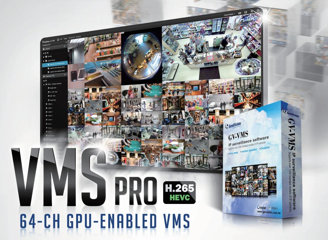 GeoVision VMS17
